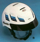 Bell Tourlite cycling helmet